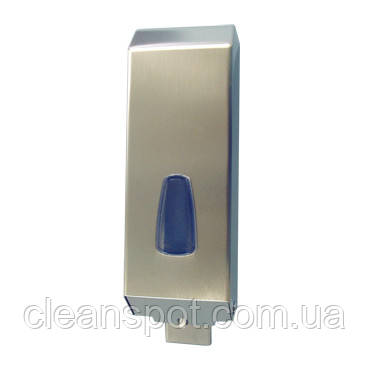 Дозатор жидкого мыла 1,2л INOX