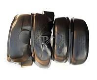 Подкрылки MERCEDES Vito (W638) 1996-2003 4 шт. Защита колесных арок Мерседес Вито