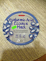 Тканевая маска для лица с гиалуроновой кислотой Purederm Hyaluronic Acid Essence Mask