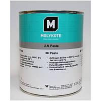 Смазочная паста с синтетическим маслом-носителем Molykote U-n