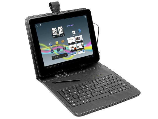 Чехол-клавиатура TRACER 9,7 mini USB