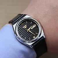 Seiko Сейко мужские часы с автоподзаводом Япония