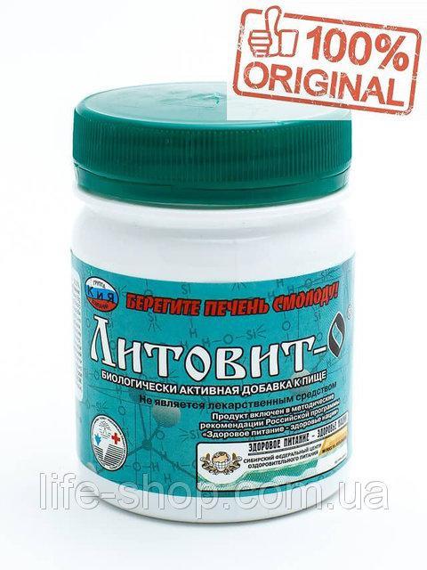 Купить Литовит-О 280 табл (очистка печени, восстановление клеток ...