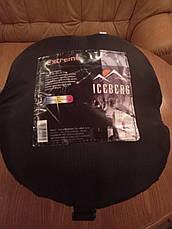 Зимний спальный мешок мумия ICEBERG EXTREME -19 градусов, фото 2