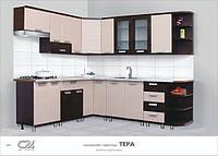Кухня Тера к-т 2 метра без столешниц (Свiт меблiв)
