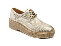 Туфли AQUAMARIN 1096-24 38 Золотые (SP00000122-38)