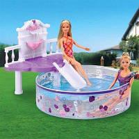 Бассейн для кукол Барби Gloria 2678