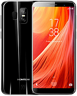 "Homtom S7 black 3/32 Gb, 5.5"", MT6737, 3G, 4G"