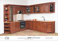 Кухня Оля к-т 2 метра без столешниц (Свiт меблiв), фото 1
