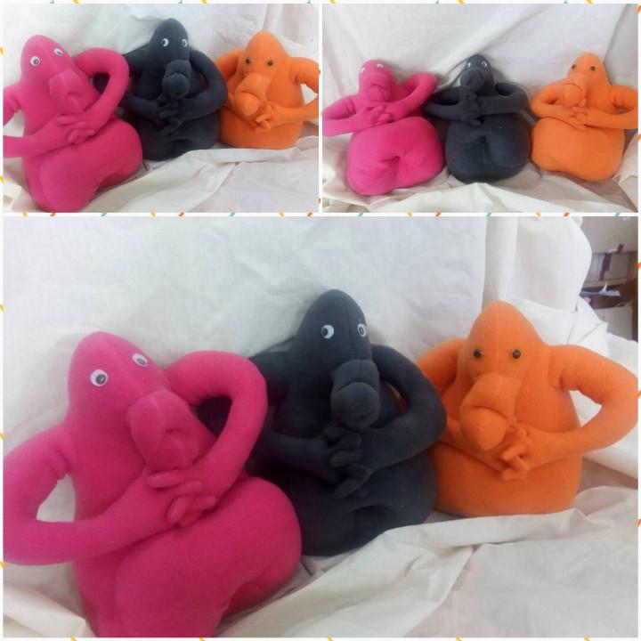 Модная игрушка  Vikamade Ждун.