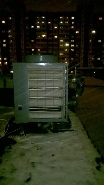 Тепловой насос TEPLOMIR EVI30 в г. Киев 2