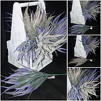 Красивые водоросли из пластика, Польша, выс. 37 см., 40/30 (цена за 1 шт. + 10 гр.)