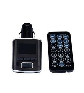 Bluetooth гарнитура для авто i6 BT передатчик Hands Free AUX MP3 плеер модулятор светодиодный Дисплей Портатив(Модул_i6BT)