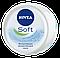 Интенсивный увлажняющий крем Nivea Soft 200 ML.