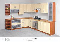 Кухня Лира 2м без столешниц  (Свiт меблiв), фото 1