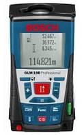 Дальномер Bosch GLM 150, дальномер Bosch GLM 150, Лазерная рулетка Bosch GLM 150, лазерная линейка Bosch