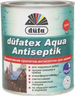 Лессирующая пропитка для дерева Düfatex Aqua Antiseptik ТМ Dufa (Дюфа) (10 л)