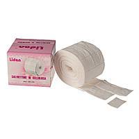 Безворсовые салфетки Lidan в рулоне бумажные 5х3,8, 250 шт.