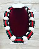 Женская брендовая бижутерия подвеска в стиле Gucci Италия, фото 2