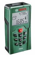 Дальномер Bosch PLR 25, дальномір Bosch PLR 25, Лазерная рулетка Bosch PLR 25, лазерная линейка Bosch PLR
