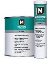 Густая паста светлой окраски с твердыми смазочными веществами Molykote P-1900