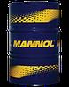 Моторное масло для грузовых автомобилей MANNOL TS-1 SHPD 15W-40 MB 228.3/229.1; MAN 271; VOLVO VDS-2  60 л.