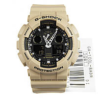 Часы Casio G-Shock GA-100L-8A, фото 1
