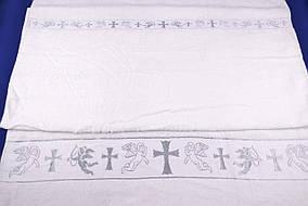 Махровое полотенце на крестины (крыжма) (MB08) | 3 шт.