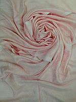 Женский палантин двусторонний с рисунком , фото 1