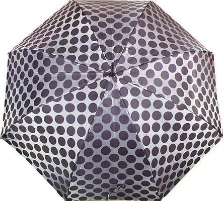 Полуавтоматический женский зонт-трость ZEST (ЗЕСТ) Z21623-2