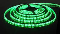 Лента светодиодная зеленая LED 3528 Green 60RW Хит продаж!