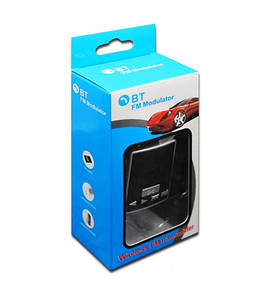 FM-Модулятор i10 ABT USB, FM-трансмиттер CAR Modulator CM I10ABT (Модул_i10ABT)
