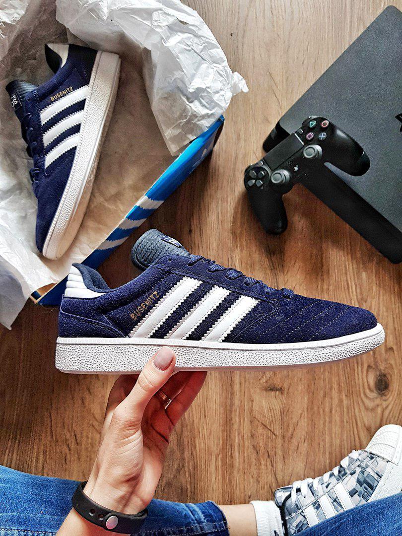 Купить Купить Кроссовки мужские Adidas мужские busenitz Adidas синие в Украине. ac8bdd9 - omkostningertil.website