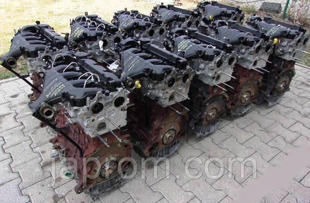 Мотор (Двигатель) Citroen Jumpy, Peugeot Expert, Fiat Scudo 2006-2011г.в. 2.0 16V HDI 120-136 KM