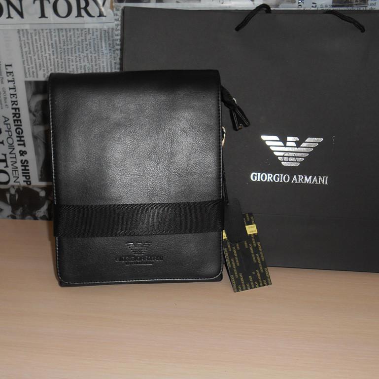 dc57429aba41 Сумка мужская Armani, кожа, Италия код 88638: продажа, цена в ...