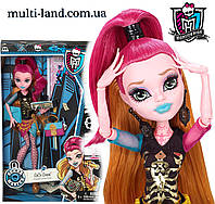 Кукла Монстер Хай Джиджи Грант Новый Скарместр Monster High New Scaremester Gigi Grant Doll