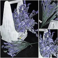 Букет мухоловки, пластик, Польша, выс. 38 см., 60/50 (цена за 1 шт. + 10 гр.)