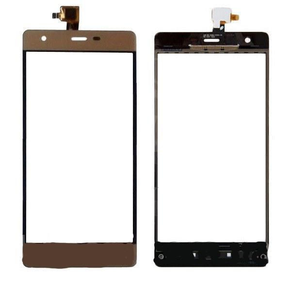 Сенсор (Touch screen) Nomi i506 золотой