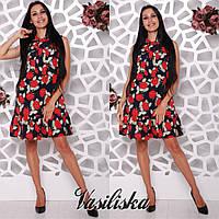 Красивое летнее платье ан-02763-1, фото 1