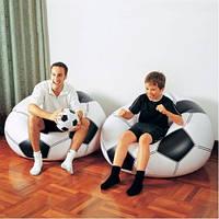 Надувное кресло Футбольный Мяч Football Chair