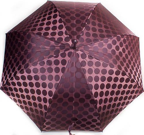 Полуавтоматический женский зонт-трость ZEST (ЗЕСТ) Z21623-1