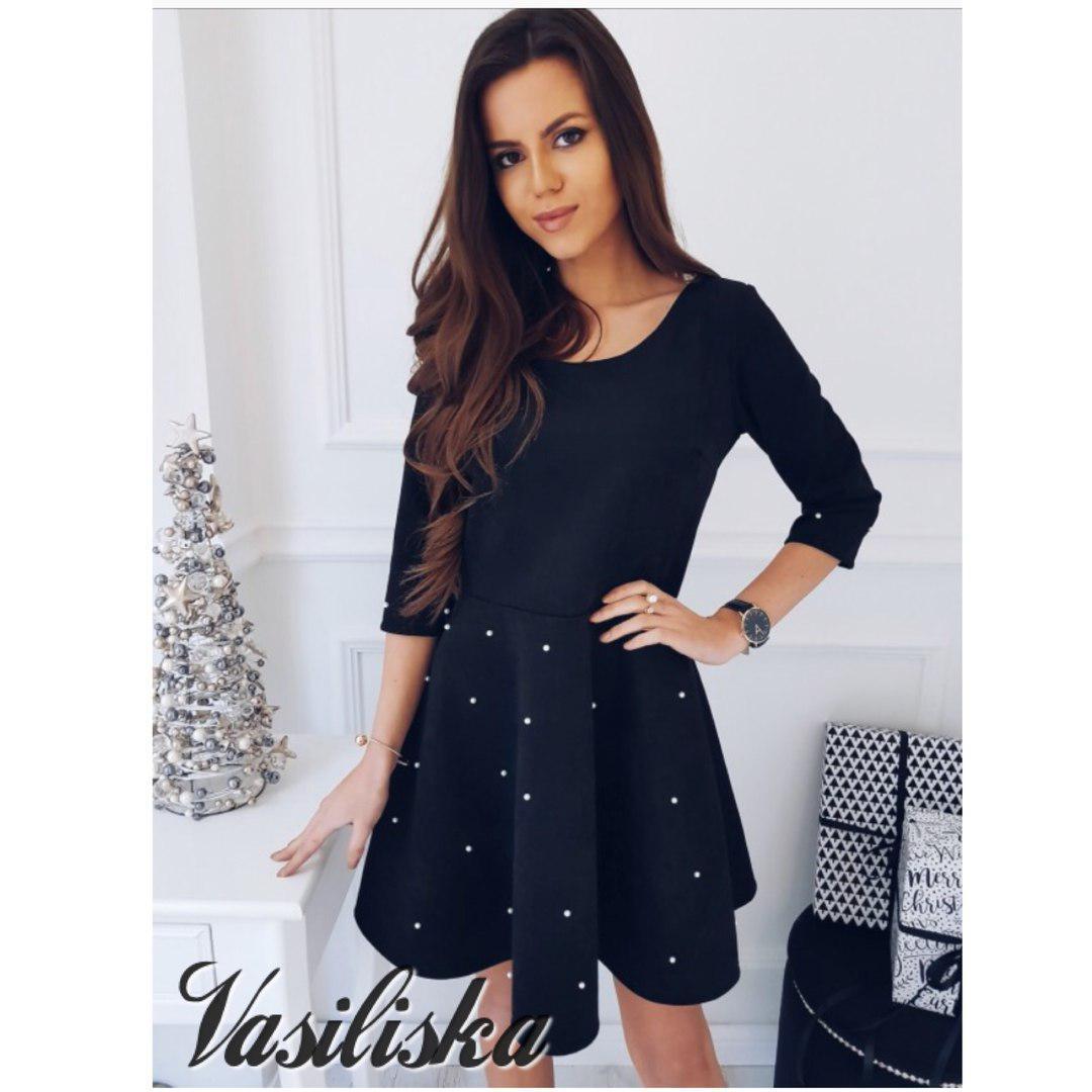 f712c5e566ab Красивое коктейльное платье ан-180254-2 - Интернет-магазин