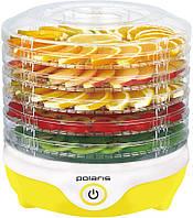Сушка для фруктов POLARIS PFD 2405 D Yellow