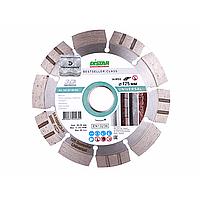Алмазний диск Distar 1A1RSS/C3 125 x 2,2 x 11 x 22,23 Bestseller Універсальний 3D (14315129010), фото 1