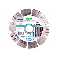 Алмазный диск Distar 1A1RSS/C3 125 x 2,2 x 11 x 22,23 Bestseller Universal 3D (14315129010)