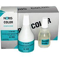 Штемпельная краска специальные Noris 110UVA Краска 25мл ультрофиол-невидим Код: 653610435