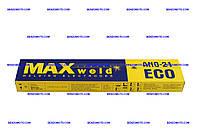 Электроды MAXweld - (АНО-21 Эко) 3 мм х 1 кг