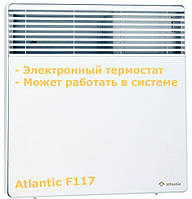 Конвекторы электрические Atlantic F118 Digit (электронный термостат) 0.5кВт 1кВт 1.5кВт 2кВт