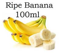 Жидкость для электронных сигарет со вкусом Спелый банан с дозатором в пластиковой ПЭТ таре ёмкостью 100мл