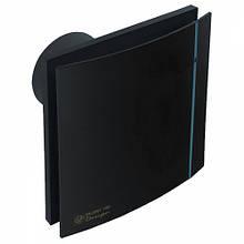 Вытяжной вентилятор Soler&Palau SILENT-100 CZ BLACK DESIGN - 4C